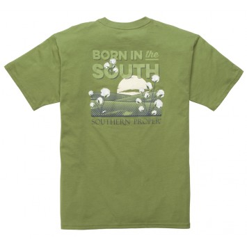 Born In The South: Cedar Short Sleeve